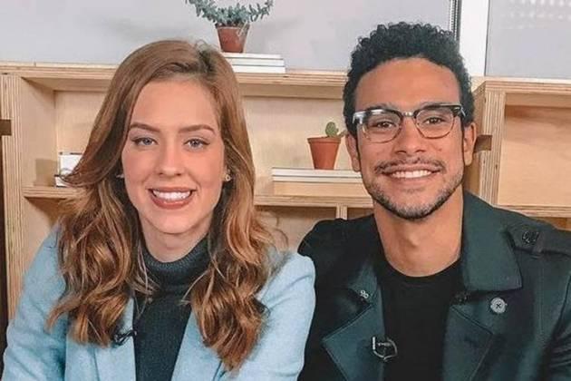 Sophia Abrahão e Sérgio Malheiros - Reprodução/Instagram