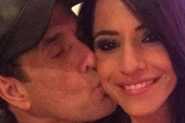 Sérgio Mallandro e Fernanda Vianna - Reprodução/Instagram