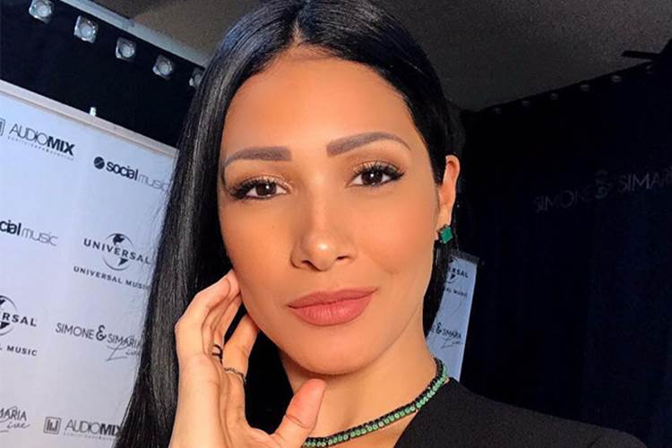 Emocionada, Simaria fala sobre sua doença e apoio que recebe dos fãs