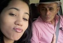 Stefhany e o ex-marido - Reprodução/Instagram