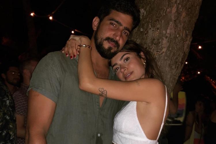 Thaila Ayala e Renato Góes/Reprodução