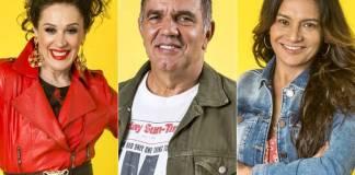 Verão 90 - Elenco (João Cotta/Globo)