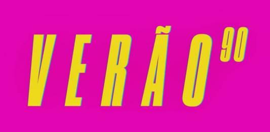 Verão 90 - Logo/TV Globo