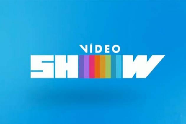 """Logo """"Vídeo Show"""" - Divulgação"""