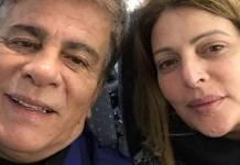 Wagner Montes e Sonia Lima - Reprodução/Instagram