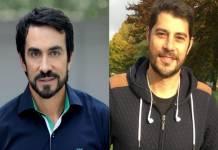 Padre Fábio de Melo e Evaristo Costa - Montagem/Área VIP