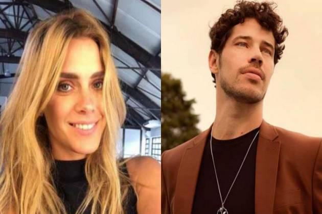 Carolina Dieckmann e José Loreto - Montagem/Área VIP