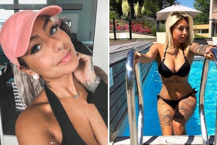 Liza Brito/Reprodução Instagram