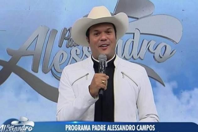 Alessandro Campos (Foto: RedeTV!)