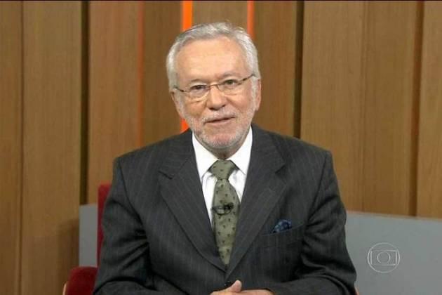 Alexandre Garcia (Foto: TV Globo)