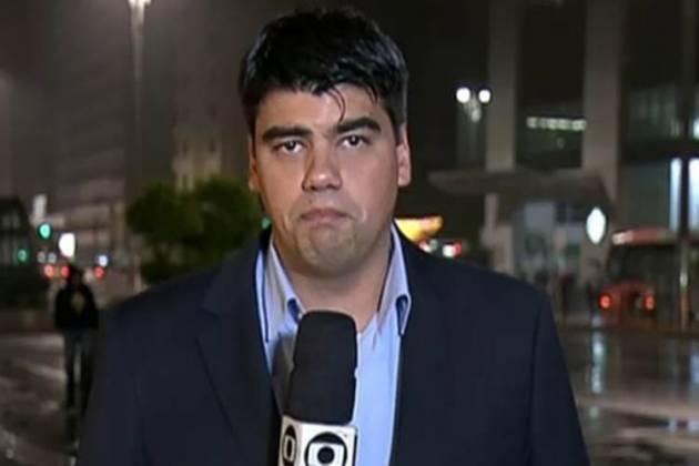 André Azeredo (Foto: TV Globo)