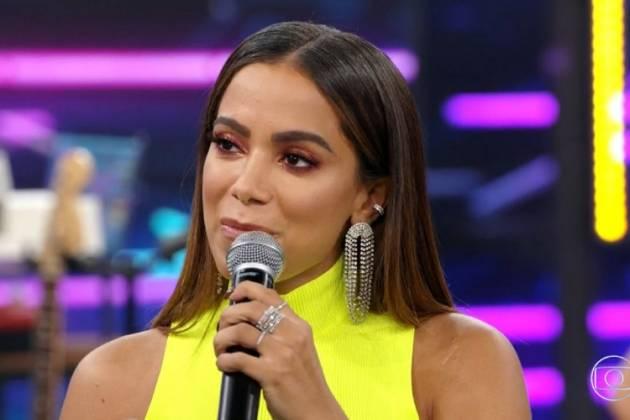 Anitta/Reprodução Globoplay