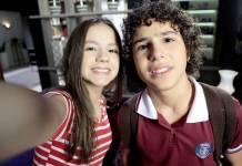 As Aventuras de Poliana - Filipa e João (Lourival Ribeiro/SBT)