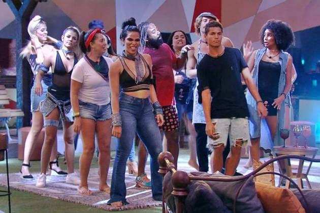 BBB19 - Festa A Todo Vapor (Reprodução/TV Globo)