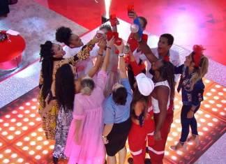 BBB19 - Festa Cosplay (Reprodução/TV Globo)