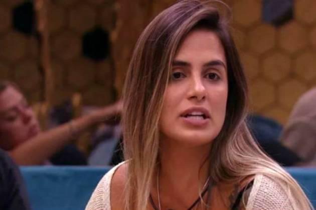 Carolina (Foto: TV Globo)