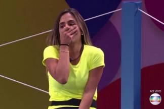 Carolina / Reprodução: TV Globo