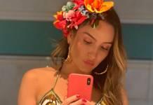 Claudia Leitte/Reprodução Instagram