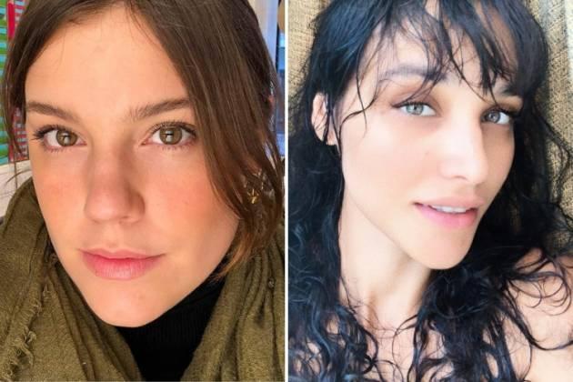 Débora Nascimento e Alice Wegmann/Reprodução Instagram