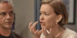 Espelho da Vida - Ana fica revoltada (Reprodução/TV Globo)