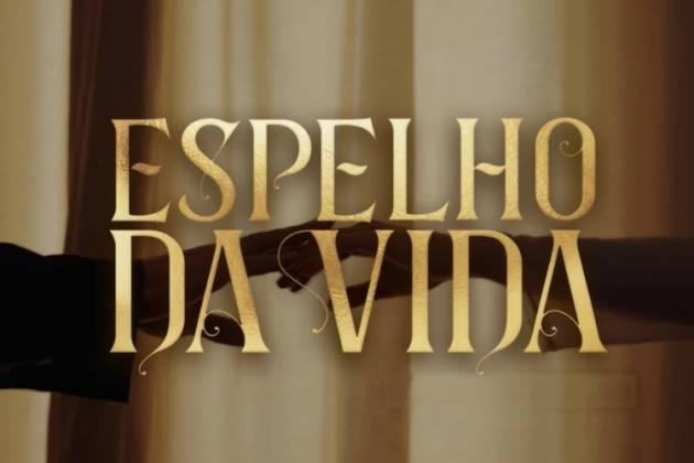 Espelho da Vida, logo/Reprodução TV Globo