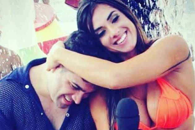 Evandro Santo e Nicole Bahls/Instagram