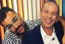 Evandro Santo e Rafael Ilha/Instagram