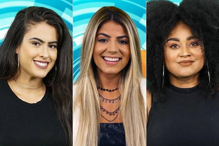 Enquete Paredão 'BBB19': Hana, Hariany ou Rízia? – Vote!
