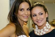 Ivete Sangalo e Claudia Leitte - Divulgação