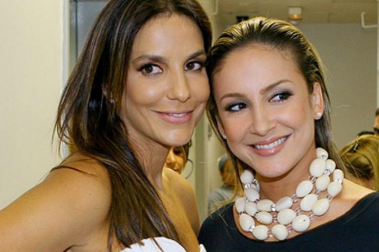 """Em vídeo, Claudia Leitte chama Ivete Sangalo de """"Otária"""""""