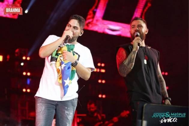 Jorge e Mateus/Reprodução Facebook