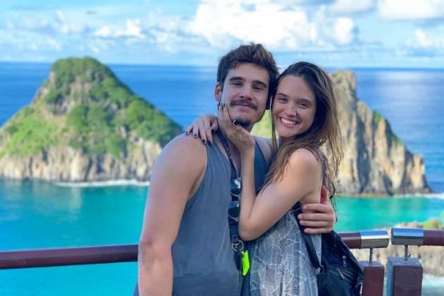 Juliana Paiva e Nicolas Prattes/Reprodução