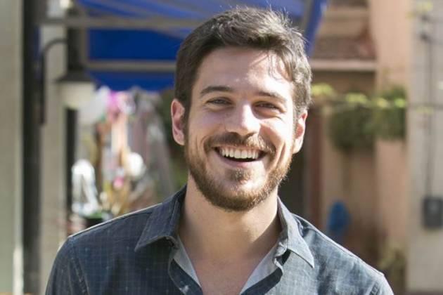 Marco Pigossi (Foto: TV Globo)