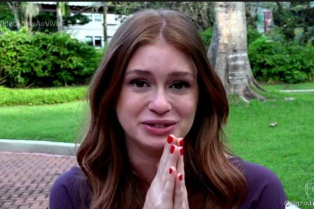 Marina Ruy Barbosa (Foto: TV Globo)