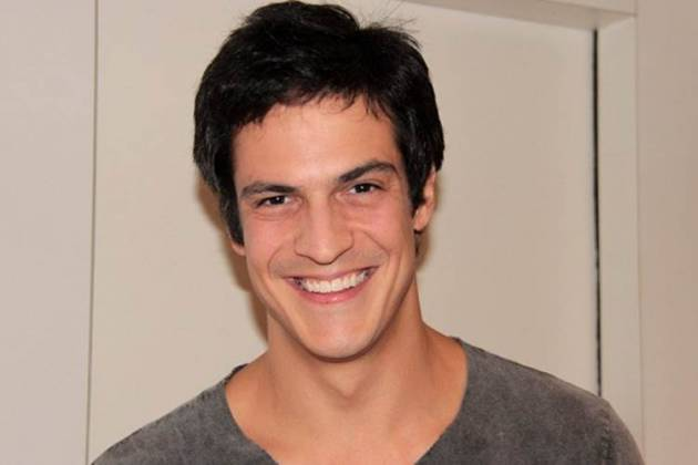 Mateus Solano (Foto: TV Globo)