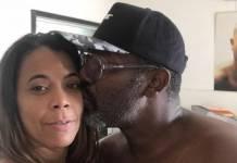 Mr Catra e esposa/Reprodução Instagram