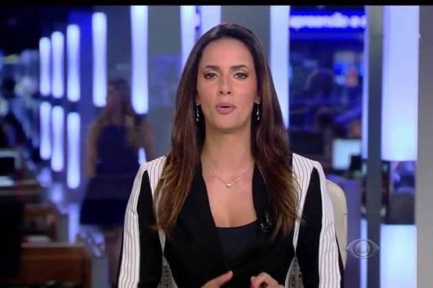Paloma Tocci (Foto: Bandeirantes)