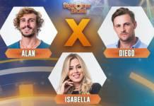 Paredão BBB19 - Reprodução/TV Globo