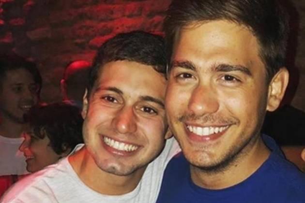 Pedro Figueiredo e Erick Rianelli - Reprodução/Instagram