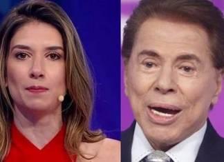 Rebeca e Silvio (Foto: Montagem Área Vip)