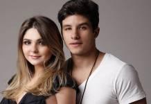Ricky e Marcela (Foto: Divulgação)