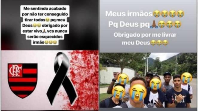 Stories Felipe Cardoso - Reprodução/Instagram