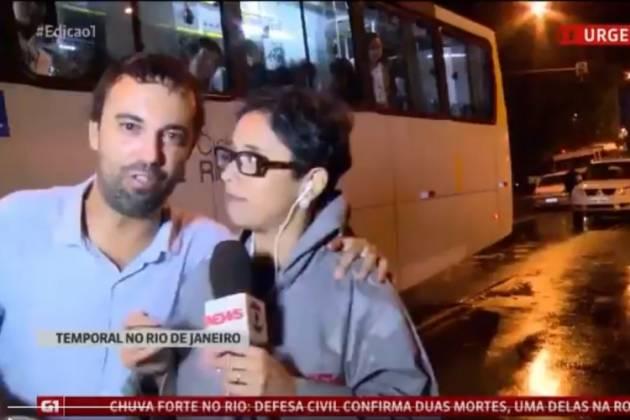 Link da GloboNews/Reprodução