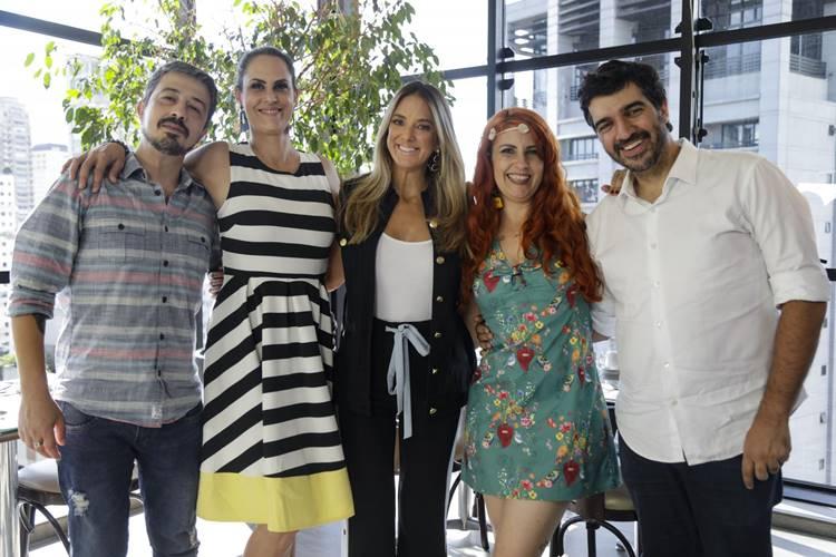 3973787fec8 Troca de Esposas  Primeiro episódio reúne a família da chef Aritana ...