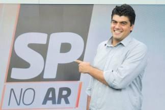 André Azeredo (Antonio Chahestian/Divulgação Record TV)