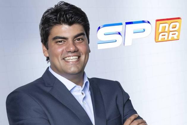 André Azeredo (Edu Moraes/ Record TV)