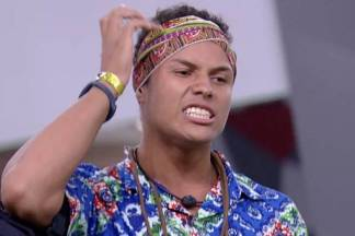 BBB19 - Danrley eliminado (Reprodução/TV Globo)