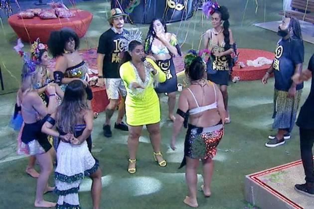 BBB19 - Festa BBBloco (Reprodução/TV Globo)