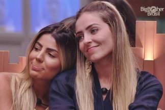 BBB19 - Hariany e Paula (Reprodução/TV Globo)