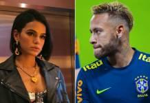 Bruna Marquezine e Neymar/Reprodução Instagram